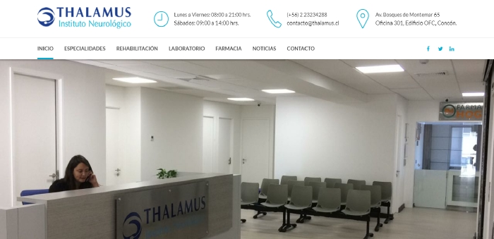 INSTITUTO NEUROLOGICO THALAMUS
